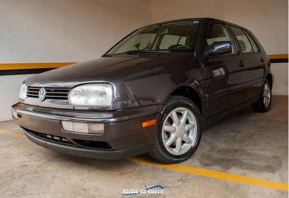 Golf Glx 2.0 1995 48.000 Km Todo Original - Ateliê Do Carro