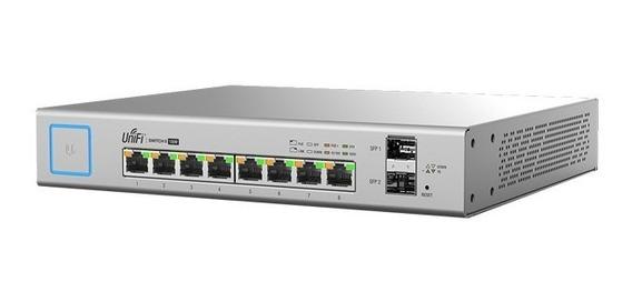 Ubiquiti Unifi Switch Us-8-60w 60w Gigabit Poe Administrable