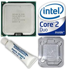 Processador Core 2 Duo E8500 Intel 775 3.16ghz 6mb 1333mhz