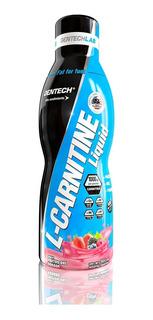 L Carnitina Liquida Quemador De Grasa Gentech 500ml Sin Tacc