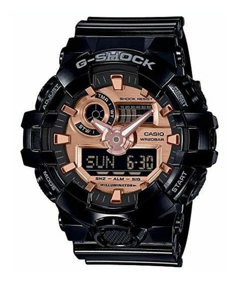 Relógio Casio G-shock Masculino Ga-700mmc-1adr