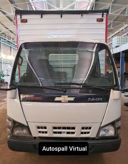 Chevrolet Nkr Furgon