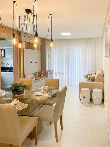 Ref.: 3102 - Apartamento Com 3 Dormitórios Finamente Mobiliado Em Itapema - 2064