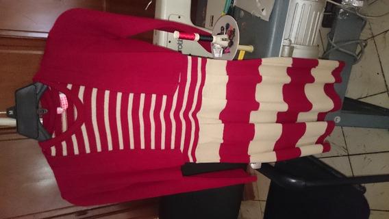 Vestido De Niña Talla 12 Nuevo