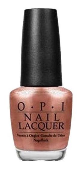 Esmalte Opi Nail Lacquer Worth A Pretty Penne Nlv27 15ml