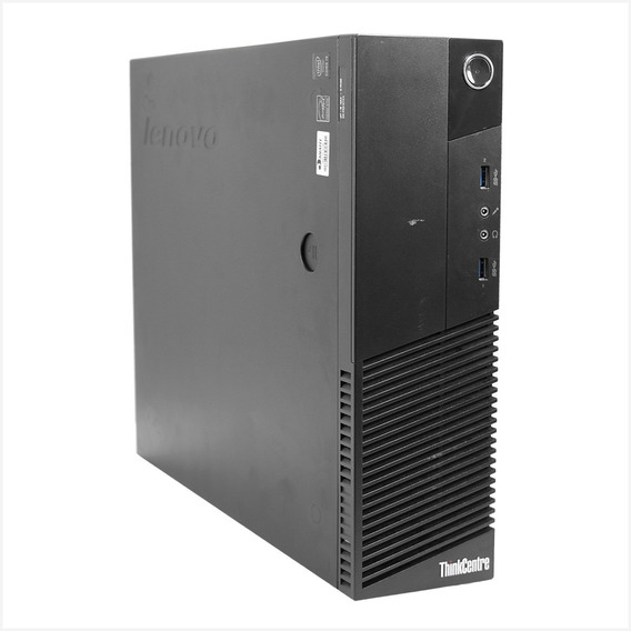 Desktop Lenovo Thinkcentre M83 I3 4gb 250gb - Usado