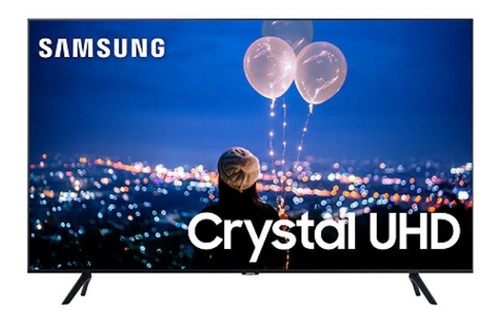 Smart Tv Samsung 50 Polegadas Crystal 4k Un50tu8000gxzd