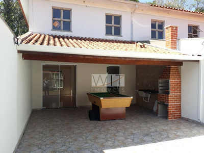 Casa Residencial À Venda, Parque Villa Flores, Sumaré. - Ca0337