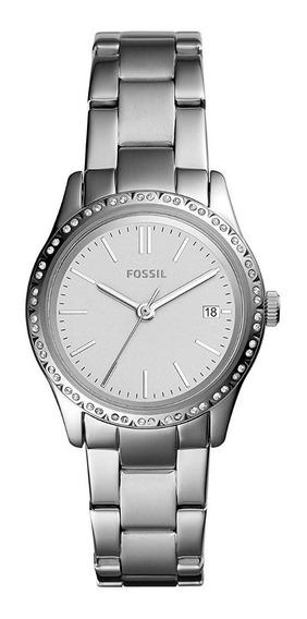 Relógio Feminino Fossil Bq3373 Original