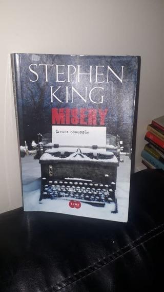Livro - Misery - Louca Obsessão
