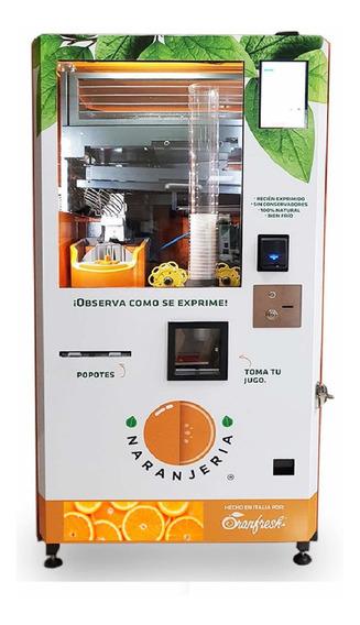 Máquina Vending De Jugo De Naranja