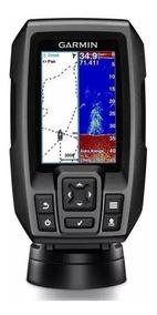 Sonar Garmin Striker 4 Gps Completo Com Nota Fiscal