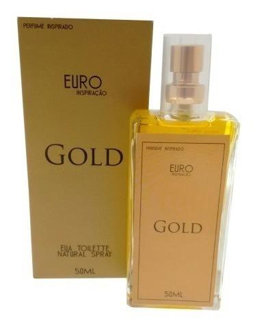 Perfumes Gold Referencia Olfativa Importadas 50ml