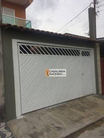 Sobrado Com 3 Dormitórios À Venda, 126 M² Por R$ 525.000,00 - Jardim Maringá - São Paulo/sp - So0606