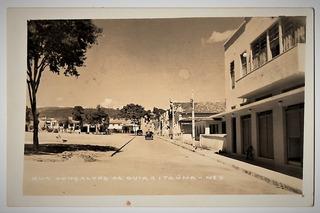 Cartao Postal Fotgrafico Itauna - Mg - Anos 50