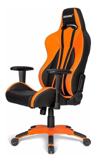 Cadeira Gamer Akracing Premium Plus Orange - Ak-pplus-or