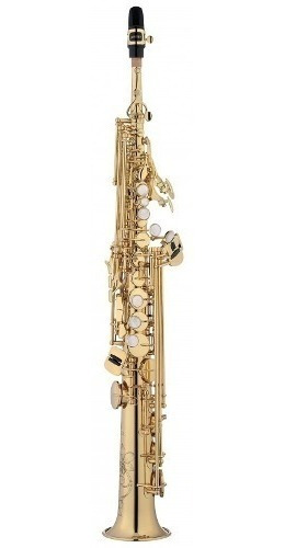 Saxofon Soprano Jupiter Jss-1100q 1100 Series Profesional.