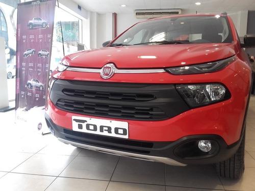 Nueva Fiat Toro Plan Gobierno Retire Con $600.000  J-