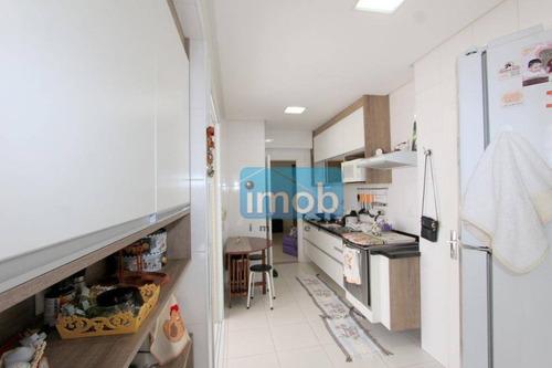 Imagem 1 de 30 de Apartamento À Venda, 86 M² Por R$ 954.000,00 - Gonzaga - Santos/sp - Ap7266
