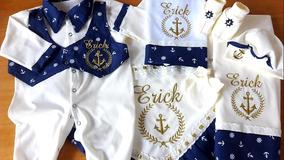 Saída De Maternidade Marinheiro