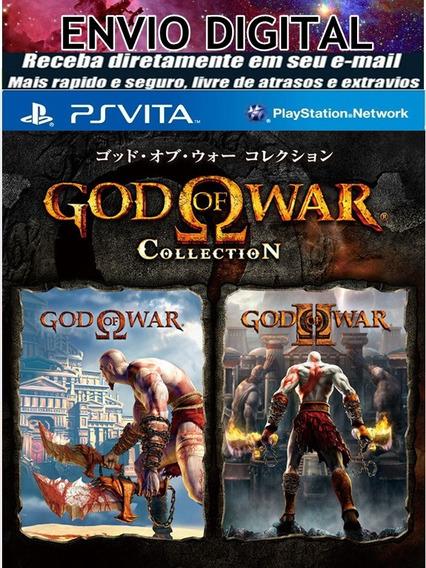 Patch God Of War Collection Psvita