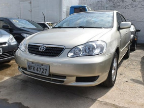 Corolla 1.6 Xli 16v Gasolina 4p Manual