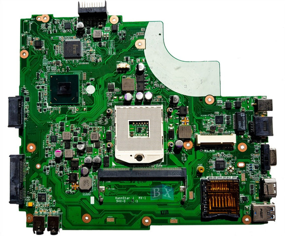Placa Mãe Asus K43l Main Board I3 I5 I7 Nfe X44c