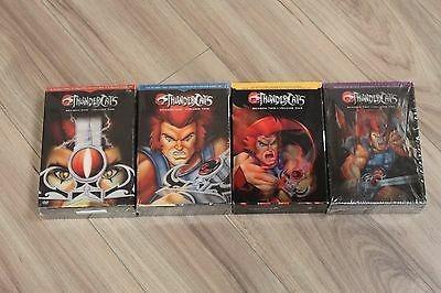 Box Thundercats, Coleção Completa , Original E Lacrada !!!