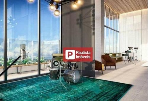 Apartamento Duplex Com 3 Dormitórios À Venda, 175 M²  - Brooklin Novo - São Paulo/sp - Ad0251