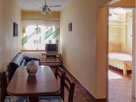 Apartamento 100 Metros Da Praia Do Tombo, Localização Privilegiada Com Acesso A Praia De Astúrias. - Ap5124