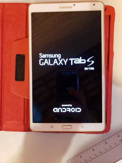 Tablet Samsung Galaxy Sm-t700- 8,4
