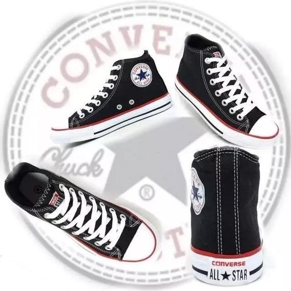 Tenis Converse Allstar Cano Alto Original Na Caixa!!!