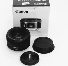 Lente 50 Mm Canon 1.8