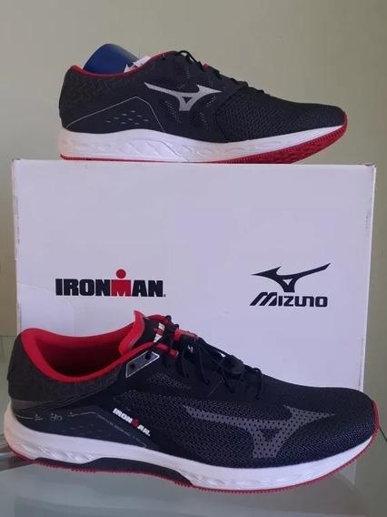 Tênis Mizuno Wave Sonic Tri Ironman Promoção