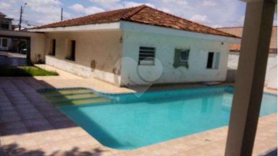 Casa Térrea Em Rua Sem Saída Indianópolis 5 Dormitórios - 500 M² - 345-im337501