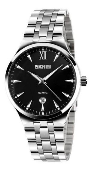 Relógio Skmei Analógico 9071 Unissex Pronta Entrega