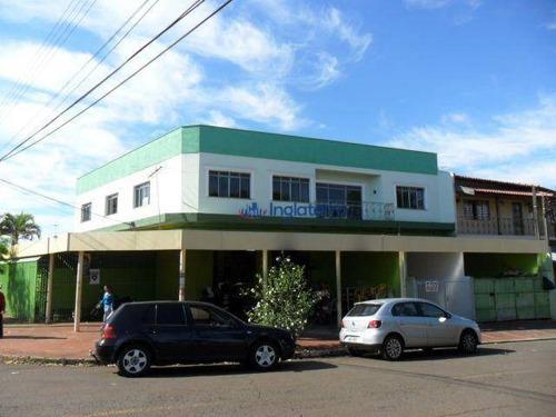 Casa Com 4 Dormitórios Para Alugar, 100 M² Por R$ 1.050,00/mês - Califórnia - Londrina/pr - Ca0592