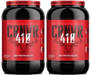 2x Beef Proteina Isolada 876g Cada - Carnivor - Crnvr 410