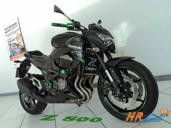 Kawasaki Z800 Naked