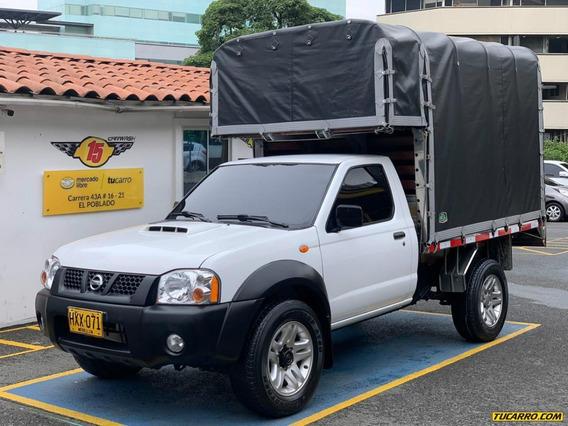 Nissan Frontier Mt 2500 4x4 Diesel