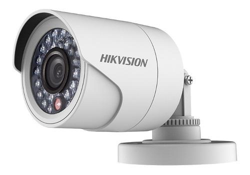 Camara De Seguridad Hikvision Full Hd 1080p Infrarroja Bala