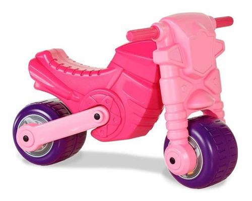 Pata Pata Moto Rosa Y Violeta