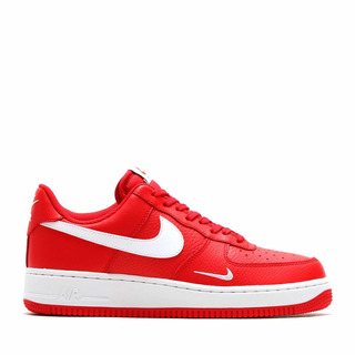 Nike Air Force 1 Low Red Talle 8 Us / 26 Cm Original Hombre