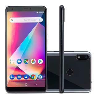 Smartphone Multilaser Ms60z Preto Tela 6