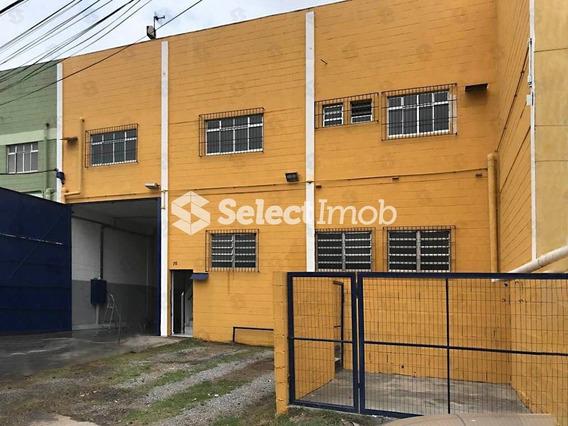 Galpao - Sertaozinho - Ref: 318 - L-318