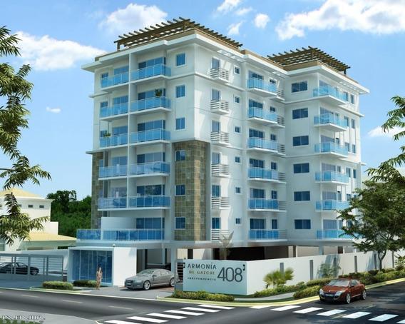 Alquilo Moderno Apartamento Amueblado Con Vista Al Mar