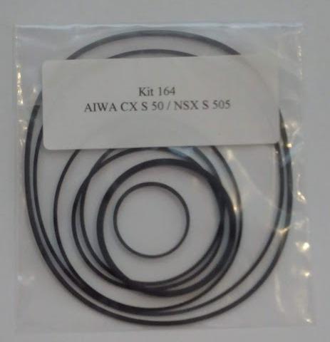 Kit Correia Aiwa Cxs50 / Nsx505 / Cx S50