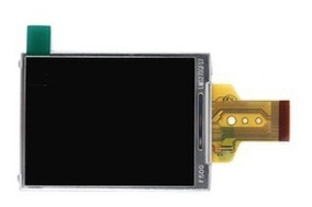 Display Lcd Sony Dsc-w320 W350 W510 W530 W610 W630 W570 J10