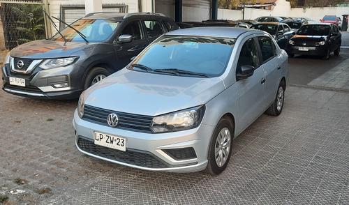 Volkswagen Voyage 2019  Único Dueño 1.6 Trendline