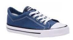 Zapatillas Topper Derby Adulto Azul Insignia-19716
